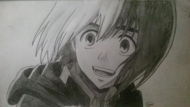 Armin by linabuggy