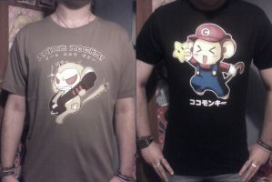 Cool new Tokyo Toys T-Shirts !! by DoctorWhoOne