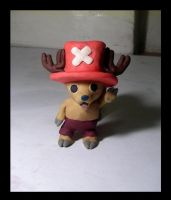 Clay Tony Tony Chopper by kalabasa019