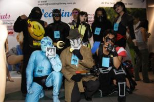 Sssshh The Watchmen by chenmeicai