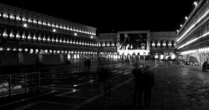 S. Marco by night, Venice by Soeky148