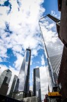 New Freedom Tower Plaza in New York by RoyalImageryJax