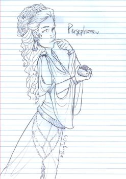 persephone by burdge