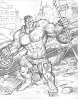 Hulk Commission 061010 by ChrisMcJunkin