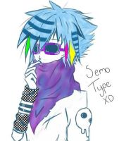 Scemo Guy by Nocturnally-Blessed