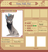 Team Veni, Vidi, Vici - PMDU by havoc-rein91