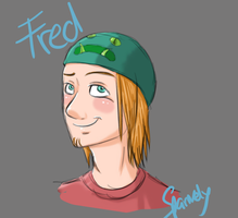 +Fred Doodle+ by Sparvely