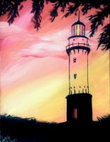 Lighthouse by Quartknee