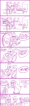To save Mewni by OffBeatReBoot
