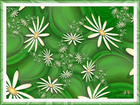 RR3 UF Team 3 - Daisies by genlisae