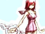 Kairi Scribble... by Mikeinel
