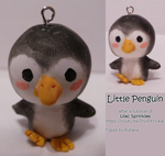 Little Penguin by Rutana