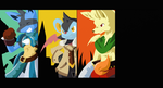 Pokemon O lineless by ohgoshdarnthesecond