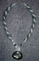 Trevor A. Short Necklace by Wolf-of-Samhain