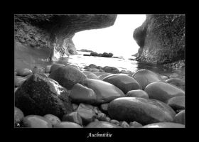 sea sculptured rocks... by kilted1ecosse