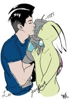 smooch by NotYourTherapist