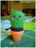 .:Kawaii cactus:. by SaMtRoNiKa
