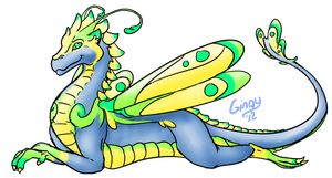 Dragonfly Drake by Gingy1380