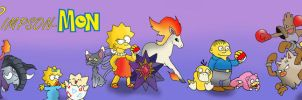Simpson- Mon, gotta catch 'em all by raggyrabbit94