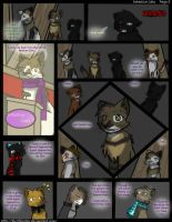 Detective Cats Page 8 by Bircfallstar