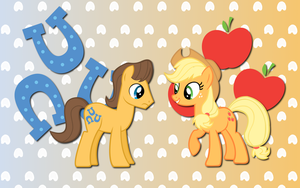 Caramel Apple wallpaper by AliceHumanSacrifice0