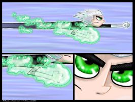 Epic Danny Phantom Desktop by phantom-ice
