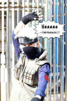 Haaaaa...takekakashi!! by SanetomoIjuin
