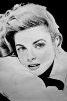 Grace Kelly by RutePascoal