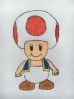 Toad by nintendolover2010