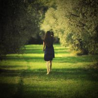 Leaving you far behind by pauline-greefhorst
