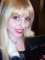 Misa Amane - Cosplay Up Close by damselle-xo