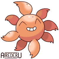 Meteorite Fakemon Contest by BrokenLullaby200