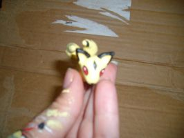 Kirara from Inuyasha Sculpie size by enyce122