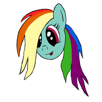 Photoshop fun times - Rainbow! by Chrispy248