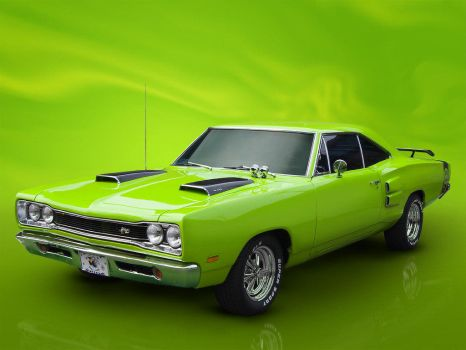 1969 Dodge Super Bee by aChiLdFoRsAkeN