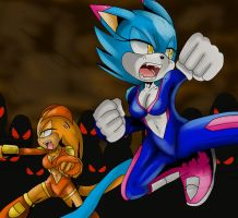 Com:Fight till the end by ss2sonic