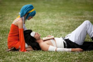Hope you'll recover soon.. by HiryuCosplay
