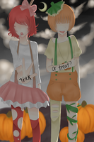 Trick or treat? '11 by Mairmair-chan