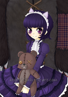 Gothic Annie by linkitty
