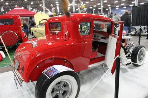 1930 Ford Coupe III by Maeve09