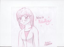 And now I'm Blushing... by SmileMandalore