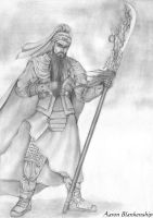 Master Guan by Alaric-the-Sinner