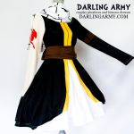 Natsu Fairy Tail Printed Cosplay Dress by DarlingArmy