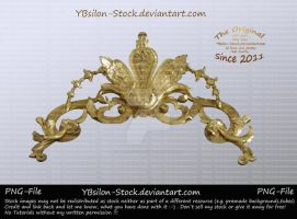 Golden Tiara by YBsilon-Stock