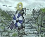 The Shieldmaiden (updated) by PhilipHarvey