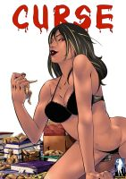 Curse - Wiccan Wickedness by giantess-fan-comics