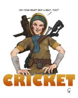 Cricket - Fallout 4 by CamBoy