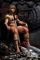 Warrior Women_The Price of Victory by rainbowscriber