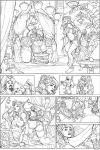 Songes Tome 2 Page 30 Lineart by TerryDodson