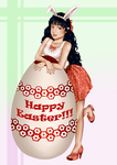 Kagome Easter by angie50